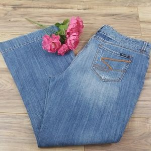 SEVEN7 jeans  Sexy Flare size 16 ❤😆
